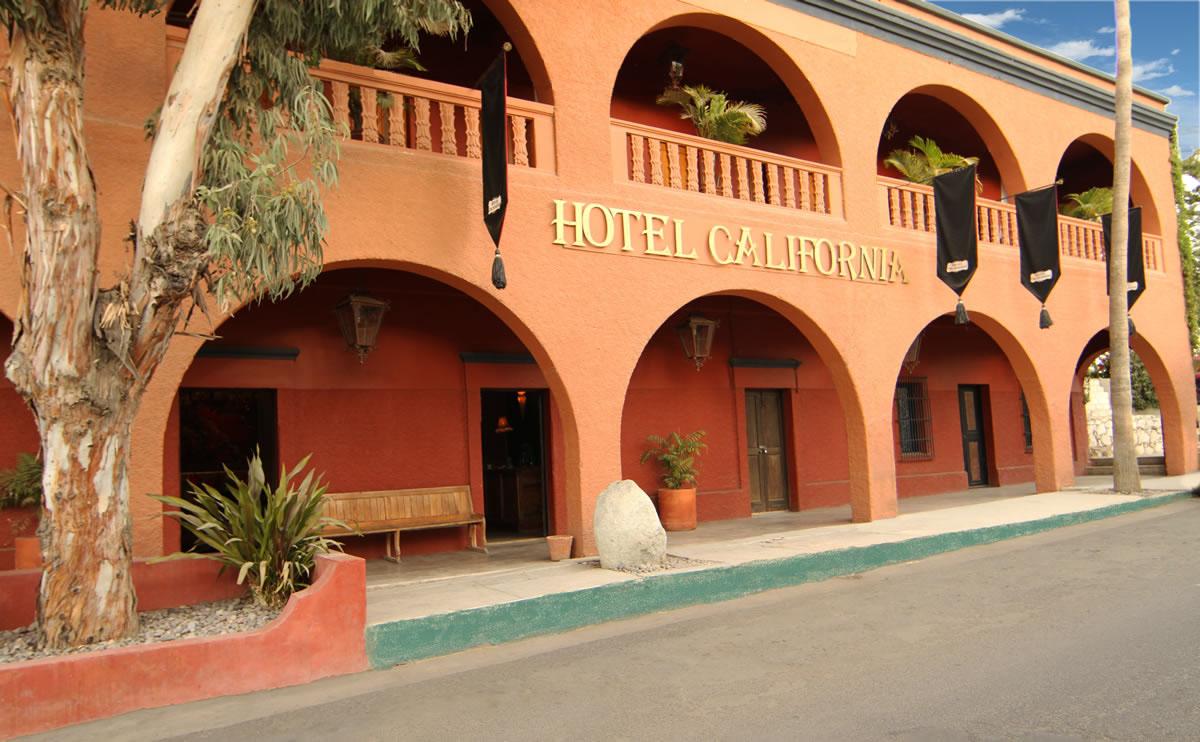 Hotel California, a legend of Los Cabos