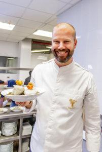 cocina de autor, grand velas los cabos, chef sidney schutte