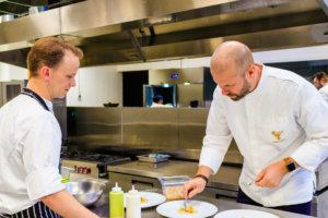 chef sidney schutte, cocina de autor