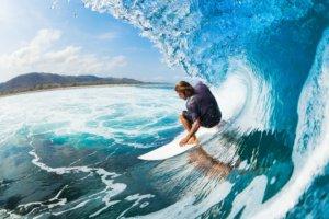 Surfing, Los Cabos