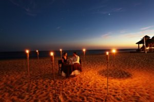 Valentine's Day Los Cabos, dinner in Los Cabos