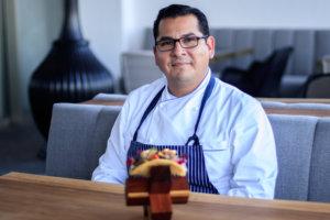 Chef Juan Licerio, el taco más caro del mundo