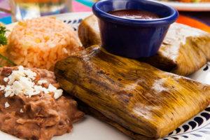 Pancho's Restaurant, tamal