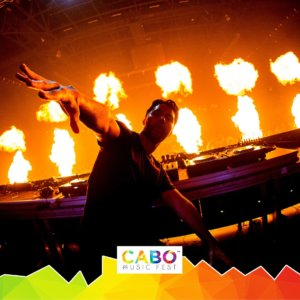 R3hab, Los Cabos Music Festival