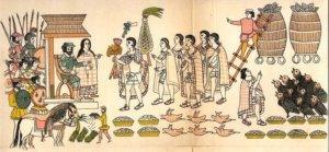 Taco, primer taquiza, Hernán Cortés