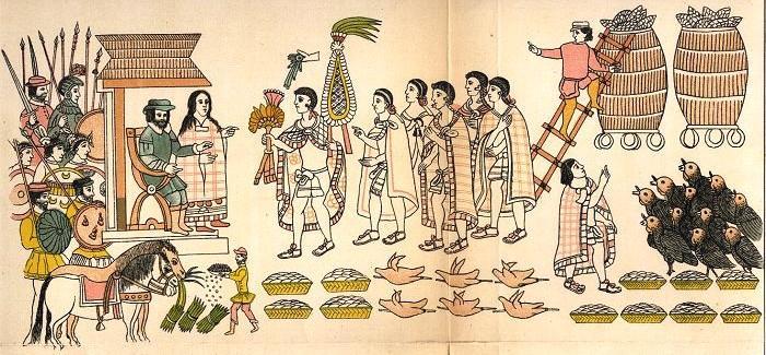 la historia sobre los origenes de los tacos