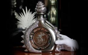 La botella de tequila más cara del mundo, La Ley del Diamante