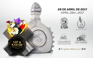 Sip & Savor, el tequila y taco más caros del mundo se unen en beneficio de los niños de Los Cabos