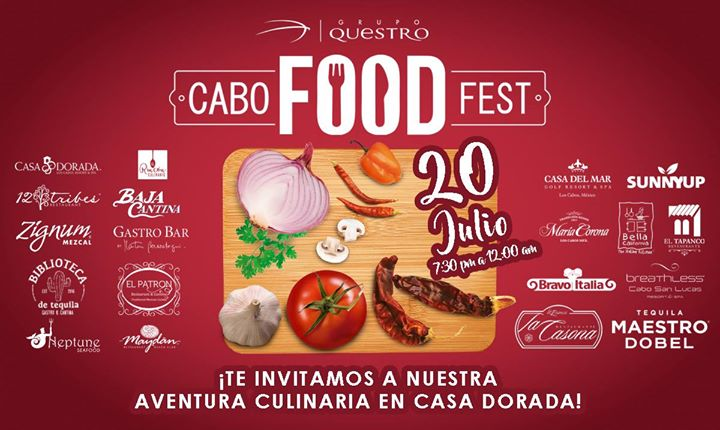 Cabo food fest