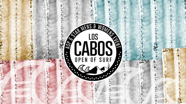 Los Cabos Open of Surf 2017
