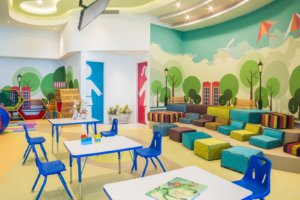 Kids' Club de Grand Velas Los Cabos