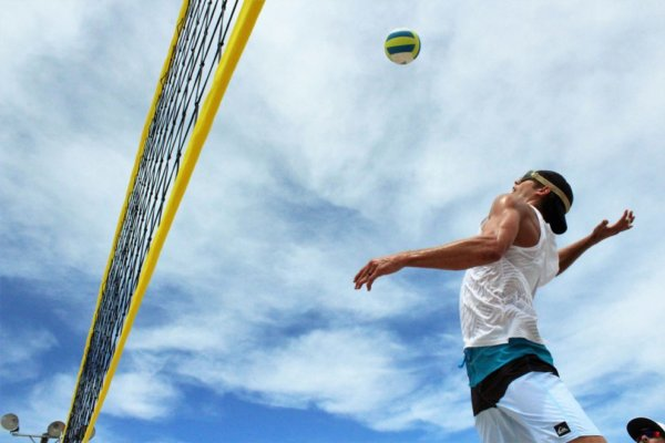 Tournament of Beach Volleyball in La Ribera