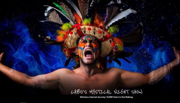 Wirikuta: Show místico nocturno de Cabo