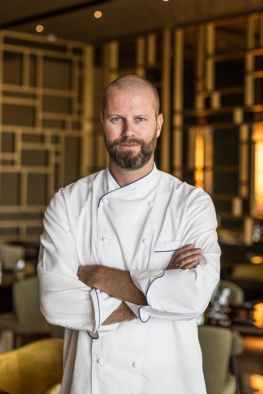 Chef Sidney Schutte