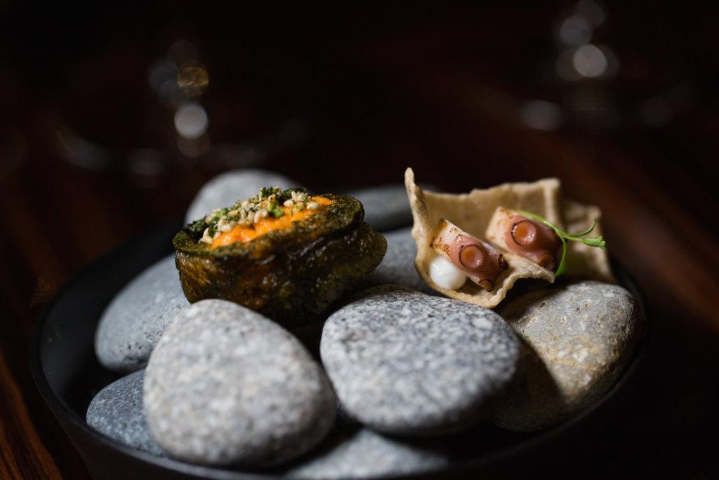 Alta gastronomía Grand Velas Los Cabos
