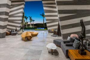 Lobby Grand Velas Los Cabos