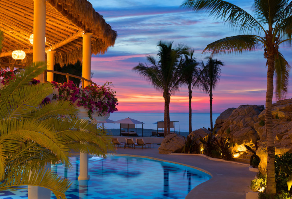 Piscina Mar del Cabo Hotel, Baja California Sur