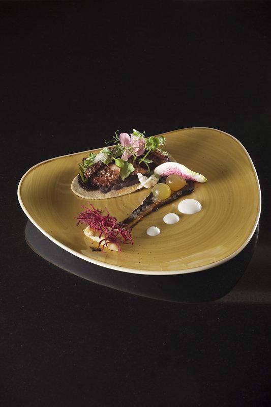Mexican cuisine at Cocina de Autor