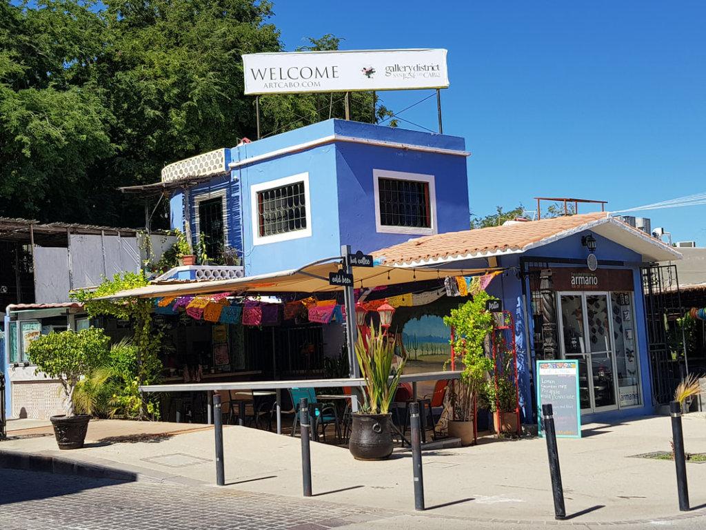 tienda y galería artística el armario los cabos en cabo san lucas y san josé del cabo