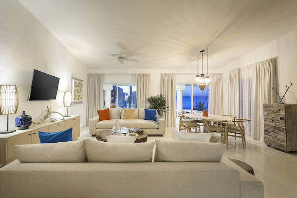 Our superb suite in Mar del Cabo
