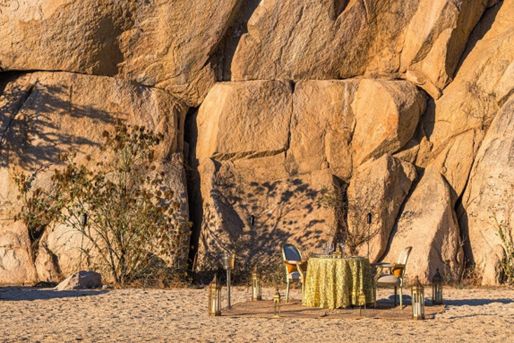 Surf and Turf Experience at Grand Velas Los Cabos with gourmet meals and activities through the desert and the Sea of Cortez