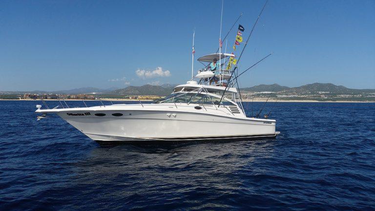 pesca costera con drone en Los Cabos