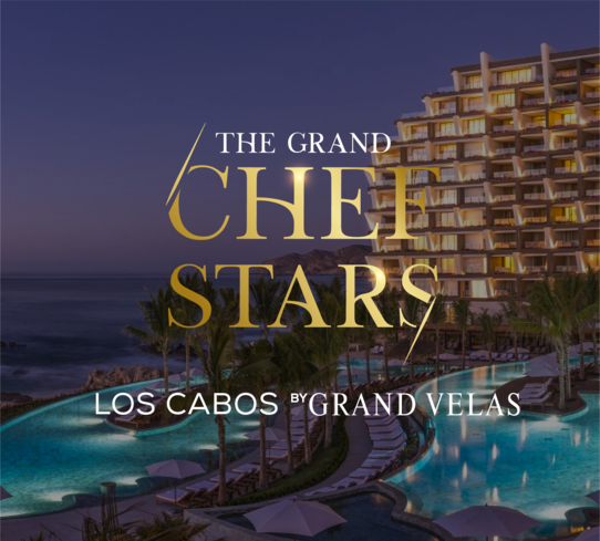 Festival culinario de Grand Velas Los Cabos, The Grand Chef Stars