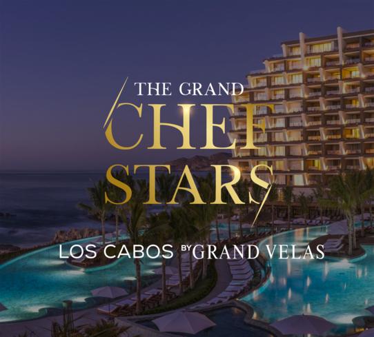 Festival culinario de Grand Velas Los Cabos, The Grand Chef Stars