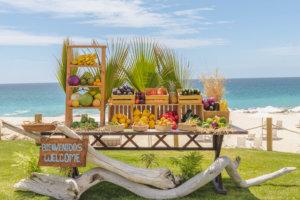 Mercado orgánico en Mar del Cabo