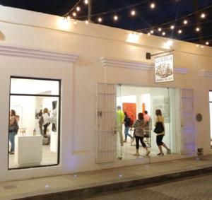 Corsica Art gallery